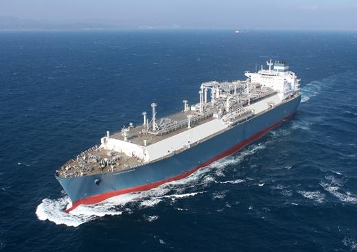 현대중공업 'LNG-FSRU'