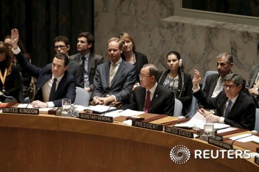 '유엔 안보리' /사진=뉴스1(로이터 제공)