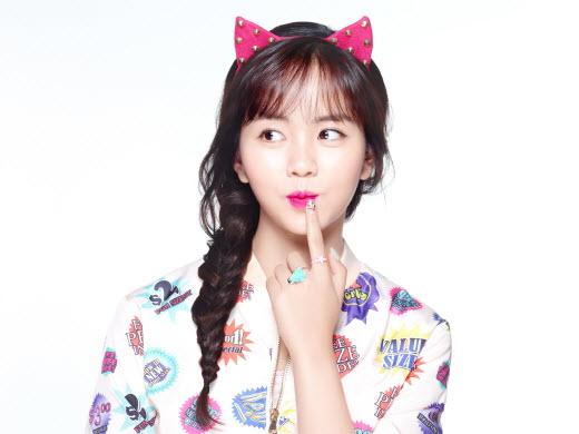 김소현의 눈매 완성템…페리페라, '홀리 딥 잉크 브로우' 출시