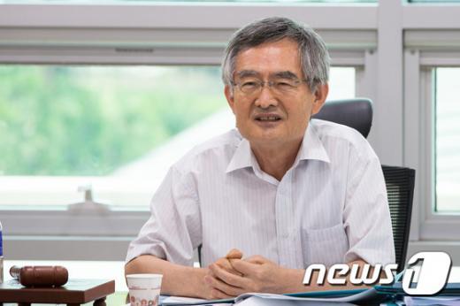 '더불어민주당' 안병욱 더불어민주당 윤리심판원장. /자료사진=뉴스1