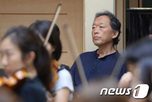정명훈 서울시립교향악단 예술감독. /사진=뉴스1