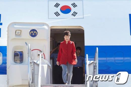 박근혜 대통령. /사진=뉴스1