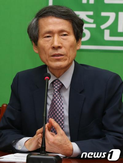 '안철수 신당' 한상진 서울대 명예교수. /자료사진=뉴스1