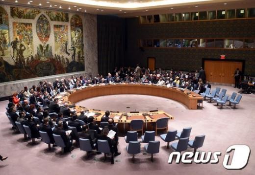 '북한 핵실험' '유엔 안보리' /자료사진=뉴스1(AFP 제공)