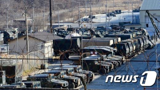 북한의 4차 핵실험 발표로 정부가 대북 확성기 방송을 낮 12시부터 전면 재개키로 결정하면서 남북간의 긴장감이 높아지고 있다. /사진=뉴스1