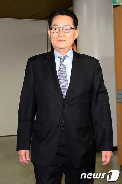 '박지원 의원' 더불어민주당 박지원 의원. /자료사진=뉴스1