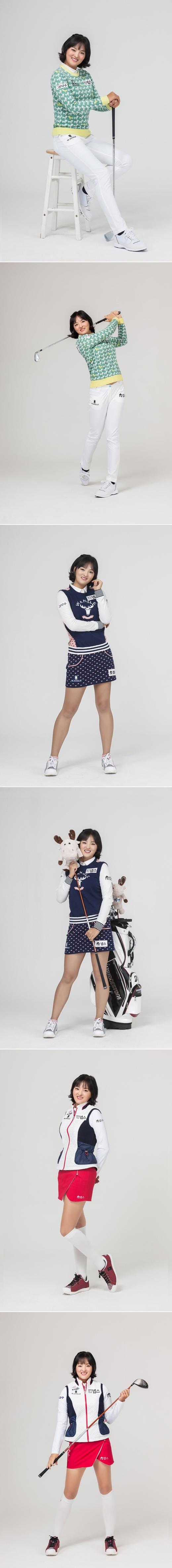 '합하면 8승'…와이드앵글, 박인비∙고진영 화보 공개