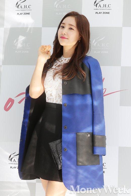 [MW사진] 방송인 최희, '빛나는 연예인 포스'