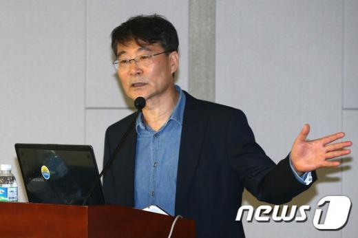 '장하성' 장하성 고려대학교 교수. /자료사진=뉴스1