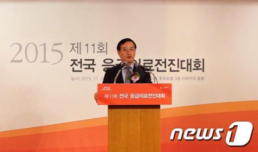 '중앙소방본부' 조송래 국민안전처 중앙소방본부장. /자료사진=뉴스1