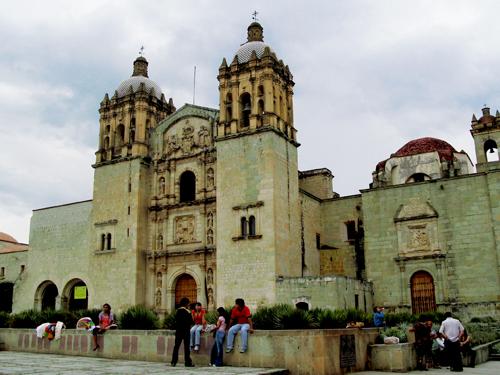 산토도밍고 성당