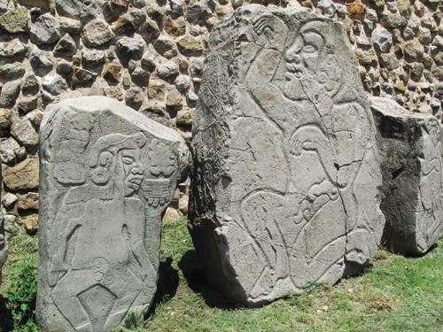 몬테알반 사포텍 문명의 유적