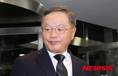 '안대희 출마' 안대희 전 대법관. /자료사진=뉴시스