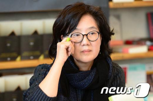 '제국의 위안부' 저자 세종대 박유하 교수. /사진=뉴스1