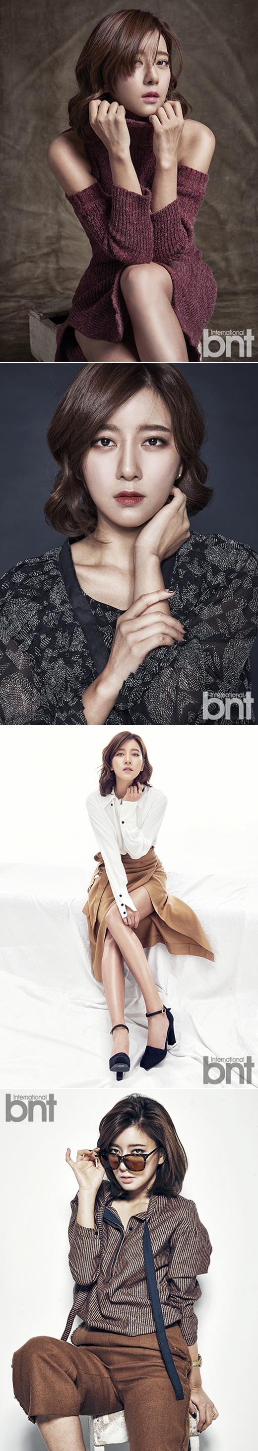 """최윤소 """"박시후와 키스신, 설레면서 촬영"""""""