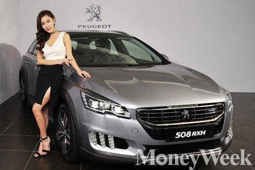 [MW사진] New 푸조 508 RXH, 가격은 5390만원