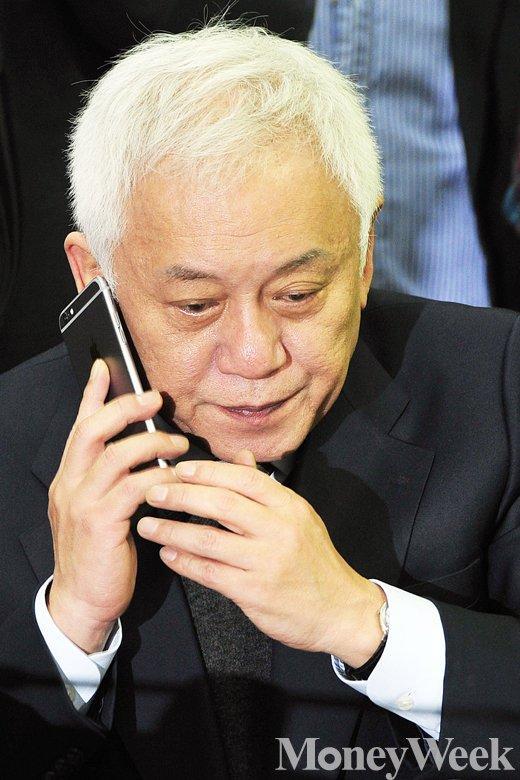 김한길 국민의당 상임 선거대책위원장. /사진=임한별 기자