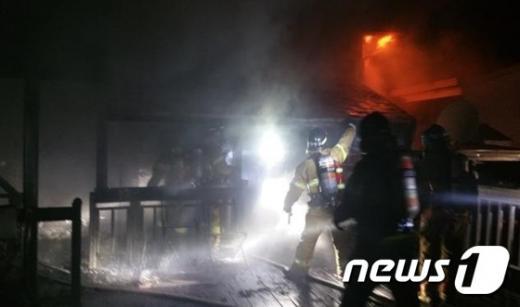 '춘천 원룸 화재' 사진은 기사 내용과 무관. /사진=뉴스1