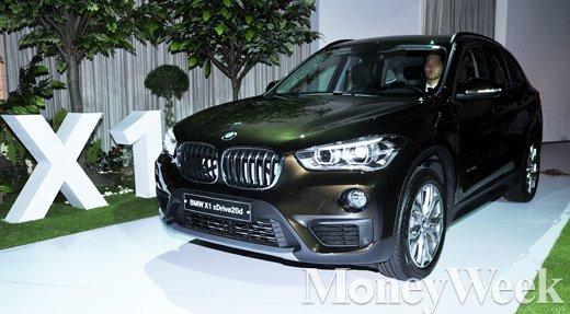 [MW사진] BMW 뉴 X1, 공식 출시