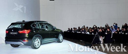 [MW사진] BMW 2세대 뉴 X1 취재열기