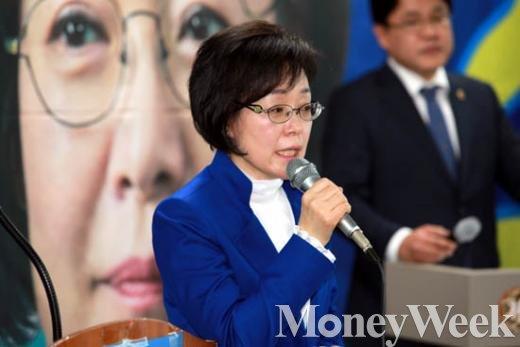 더불어민주당 박혜자 예비후보(광주 서구갑), 선거사무소 개소