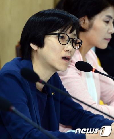 더불어민주당 장하나 의원. /자료사진-뉴스1