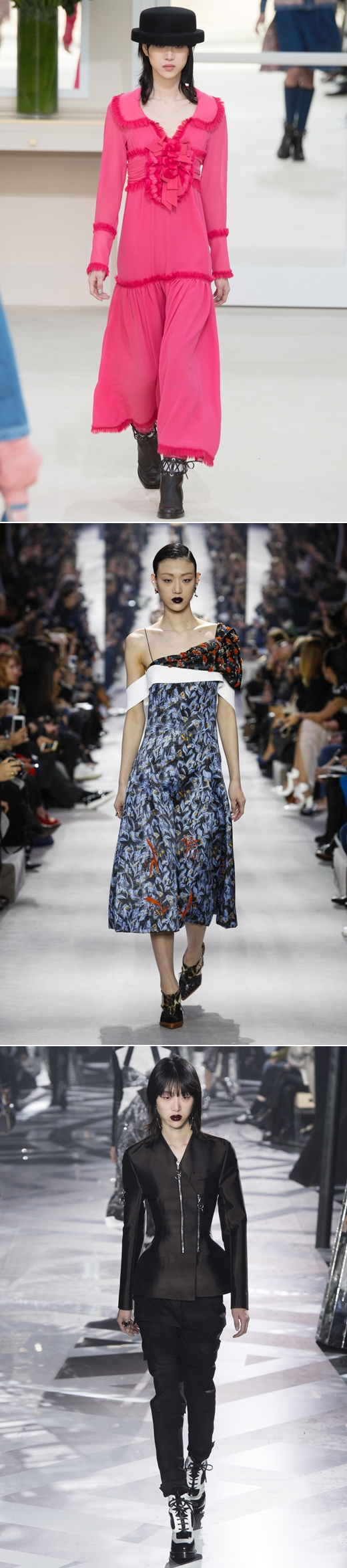 최소라, 해외 51개 컬렉션 런웨이 올라…핫한 모델 입증