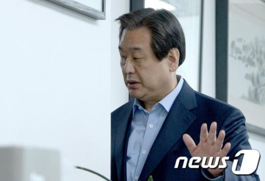 김무성 새누리당 대표. /자료사진=뉴스1DB