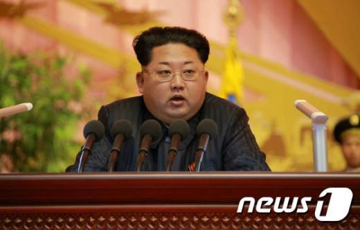 북한 국방위원회 제1위원장. /사진=뉴스1(AFP 제공)