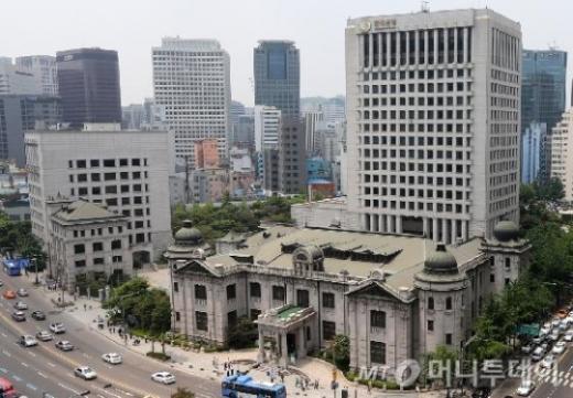 한국은행. /자료사진=머니투데이DB
