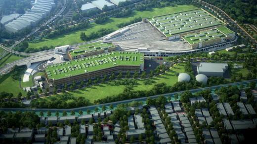 싱가포르, 세계 최대 차고 공사… GS건설 단독 수주