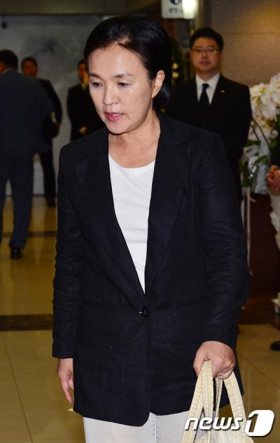 강금실 전 법무부 장관. /자료사진=뉴스1