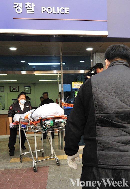 [MW사진] 서울 휘경파출소 경찰 권총 사건, '도대체 무슨 일이 있었기에'