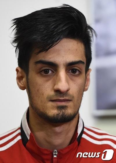 벨기에 공항 테러 용의자 나짐 라크라위의 동생인 무라드 라크라위. /자료사진=뉴스1(AFP 제공)