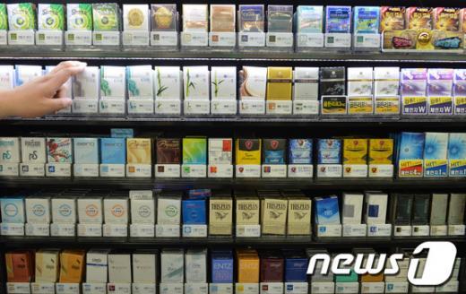 '담배규제정책 평가' /자료사진=뉴스1