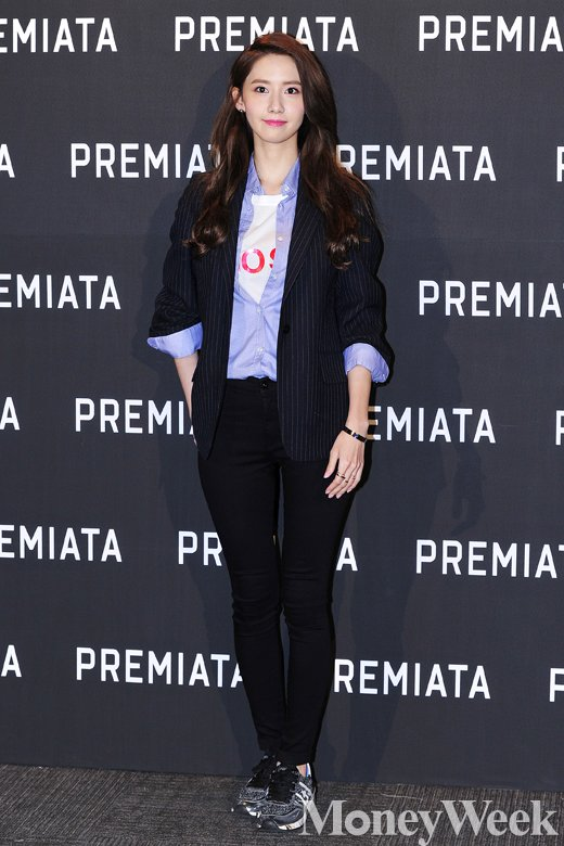 [MW사진] 소녀시대 윤아, '패션의 완성은 스키니'