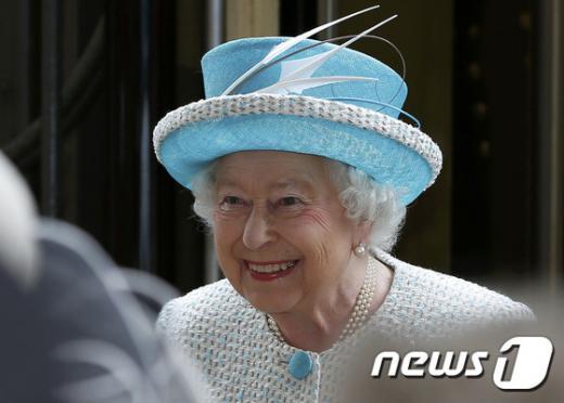 영국 엘리자베스 2세 여왕. /자료사진=뉴스1