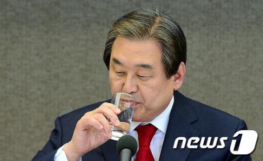 새누리당 김무성 대표. /사진=뉴스1