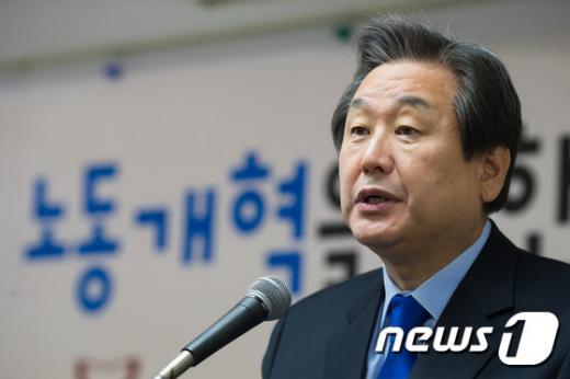 김무성 새누리당 대표. /자료사진=뉴스1