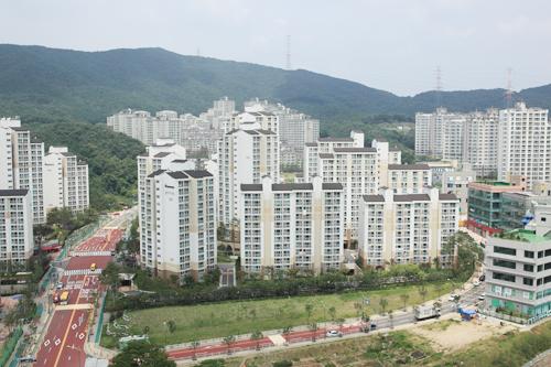 국민임대주택 용인물푸레마을 5단지 전경. /사진제공=LH
