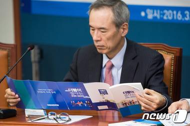 주진형 더불어민주당 국민경제상황실 부실장. /사진=뉴스1