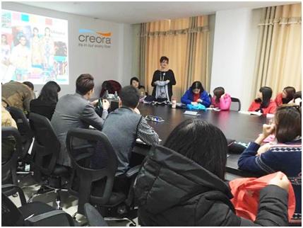 """효성 조현준 사장, 크레오라 워크숍 개최… """"고객 맞춤 서비스 지속할 것"""""""
