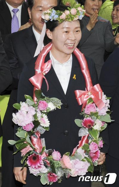 권은희 국민의당 당선자. /자료사진=뉴스1