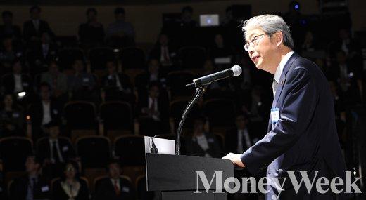 """[MW사진] 임종룡, """"핀테크는 IT와 금융 결합된 융합산업"""""""