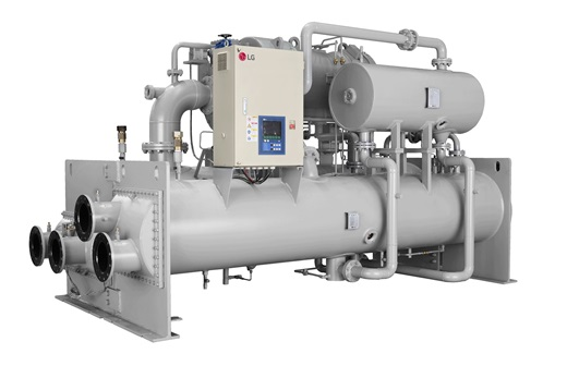 LG전자가 19일 사우디아라비아의 대규모 관급공사에 터보 냉동기를 공급한다고 밝혔다. / 사진=LG전자
