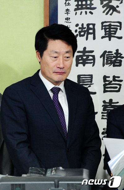 제20대 총선 전북 익산갑에서 낙선한 국민의당 이한수 후보. /자료사진=뉴스1