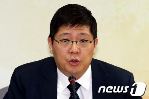 더불어민주당 김홍걸 국민통합위원장. /자료사진=뉴스1