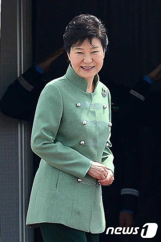 박근혜 대통령 이란방문. /자료사진=뉴스1