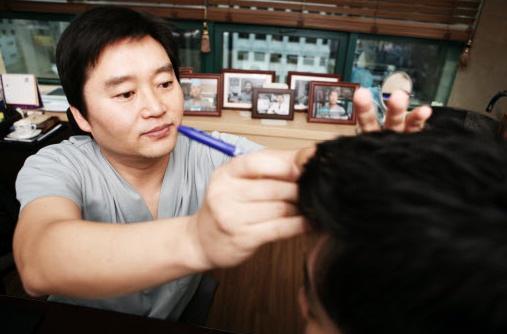 [노윤우 원장의 모발이식병원(249)] 모발이식3000모, 한국인이 가장 많이 하는 이식 모발 수