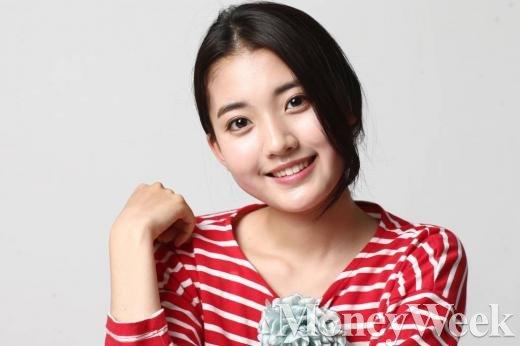 MBC 주말드라마 '옥중화'에 출연 중인 정다빈/사진=머니투데이 임성균 기자